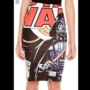 Dresses & Skirts - Star Wars pencil skirt